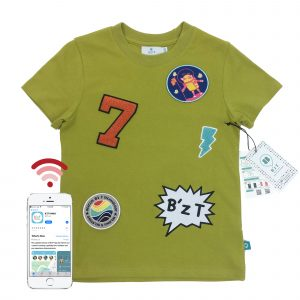 t-shirt front olive