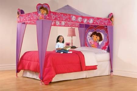 Dora Canopy Bed