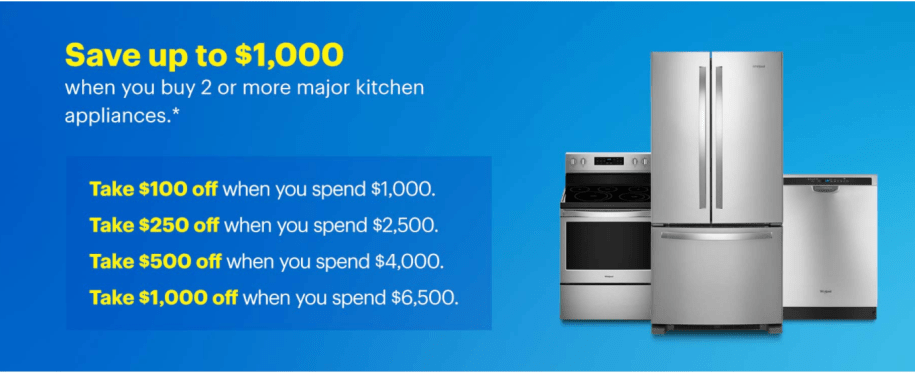 Best Buy Canada Weekly Promotions: Save up to $1,000 When ...