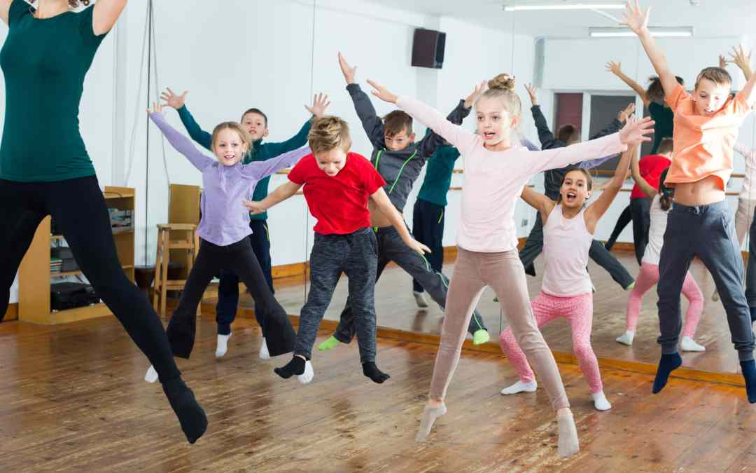 Keeping Children Active During COVID-19