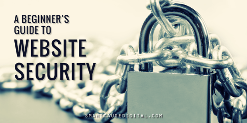 A nonprofit guide to website security