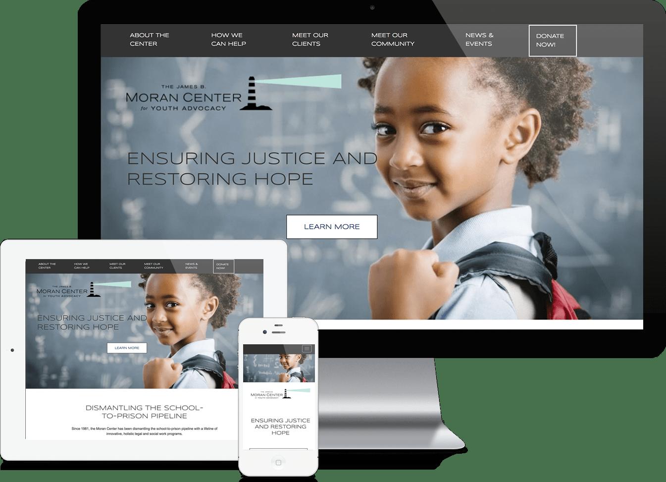 Moran Center website