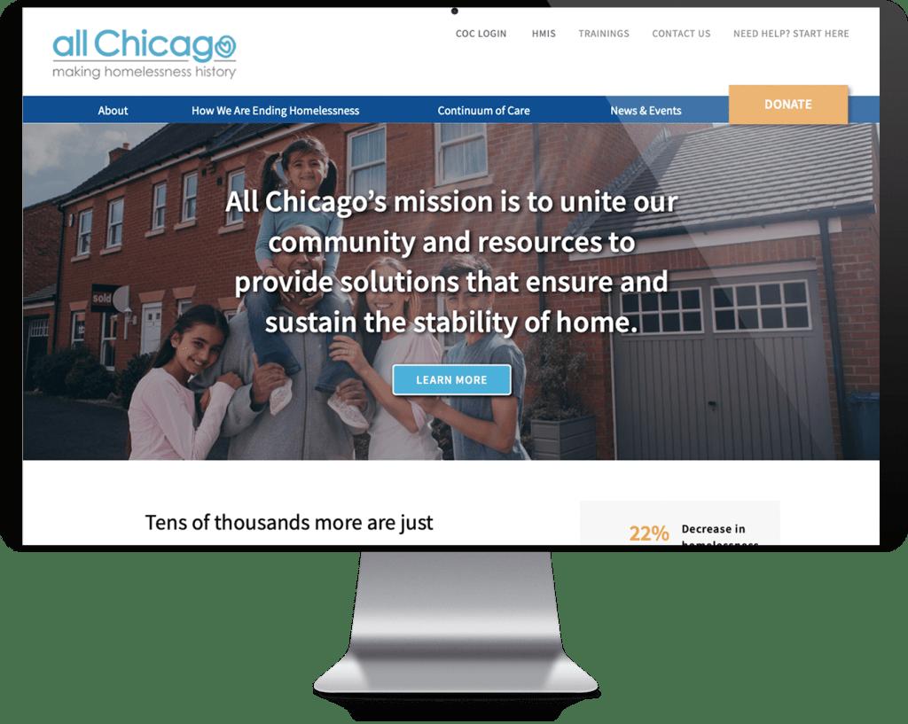 all chicago website