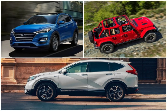 The 10 Best Selling Suvs And Crossovers In Canada In 2020 S First Six Months Driving