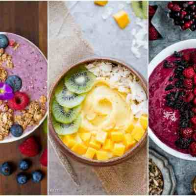 12 Most Delicious Smoothie Bowl Recipes