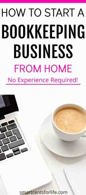 How To Start a Bookkeeping Business from Home. Starting a bookkeeping business is a great work from home option. It is a very flexible and profitable business where a degree or previous experience is not required. You can work from anywhere as a bookkeeper. Learn these tips on how you can start a bookkeeping business from home.