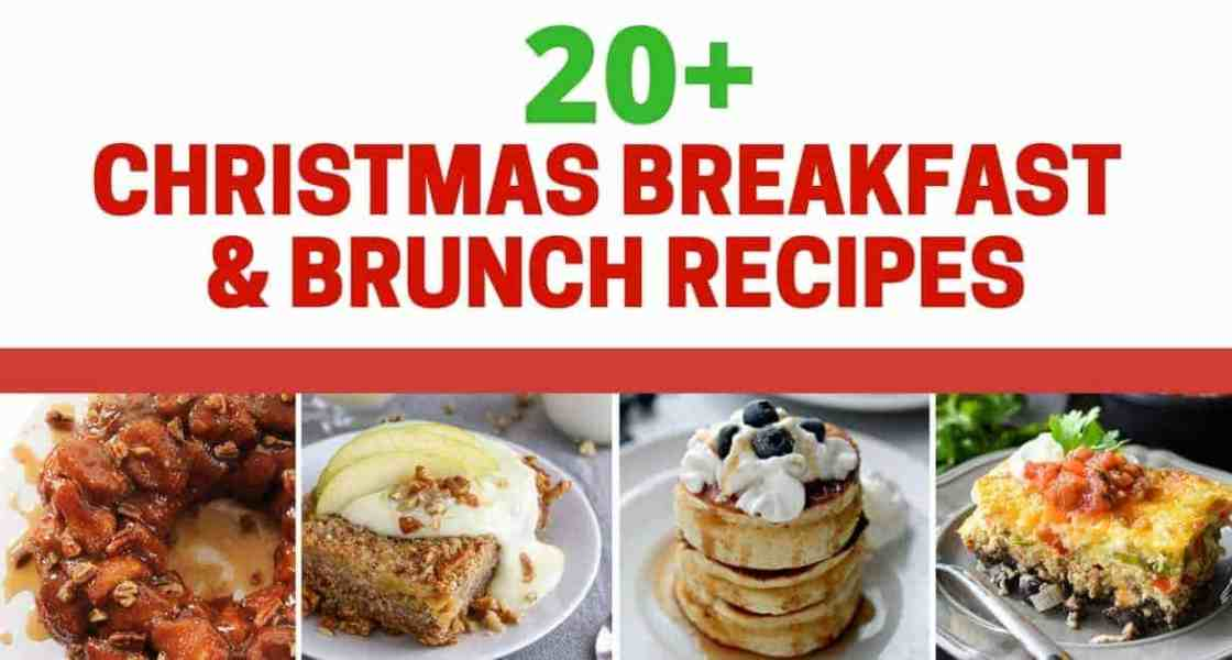 Chirstmas Breakfast and Brunch Recipes