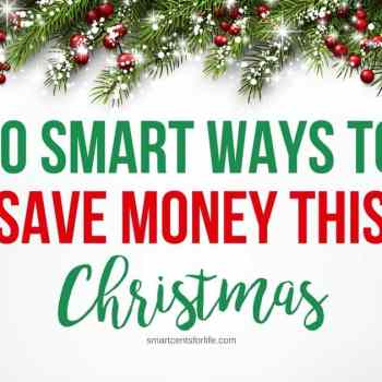 10 Smart Ways To Save Money For The Christmas Season