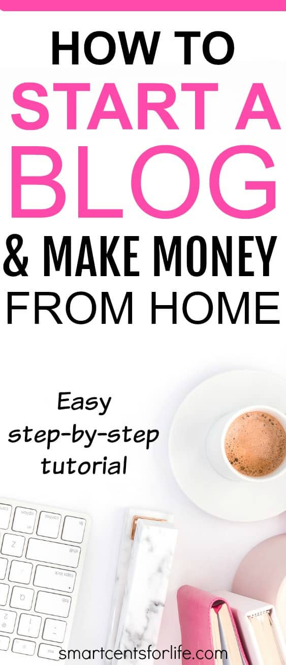 Want to work from home? If so, then this is the guide for you! I will show you exactly how to start a profitable blog from day one. Check out how you can earn a full-time income by blogging. Follow this simple step-by-step tutorial and start a money making blog the right way! work from home jobs, side hustles, work at home jobs,  make money blogging, blogging tips, stay at home mom jobs, #workfromhomejobs, #blogging #makemoneyblogging #sidehustles
