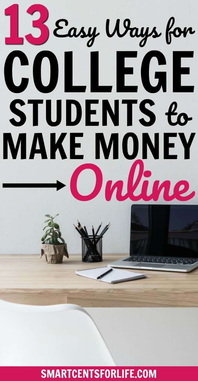 Easy online part time jobs for college students