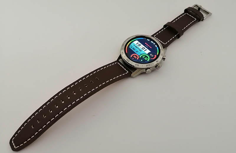 DT NO.1 DT70 (KK70) review: decent functional and stylish smartwatch for $ 40 2