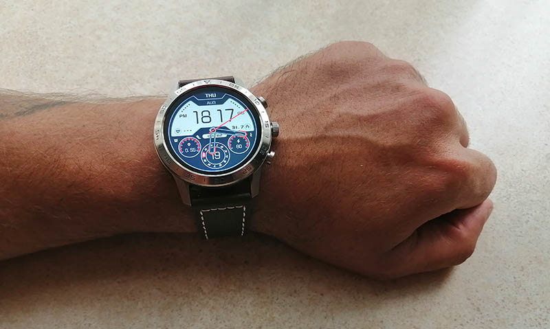 DT NO.1 DT70 (KK70) review: decent functional and stylish smartwatch for $ 40 4