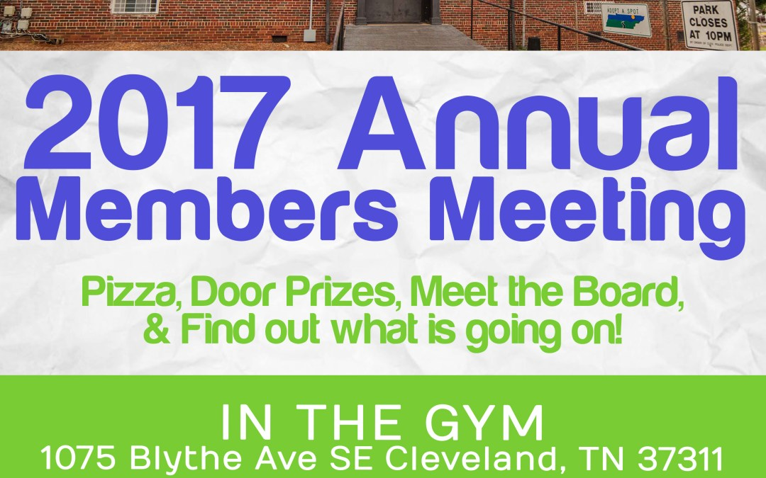 2017 Annual Members Meeting