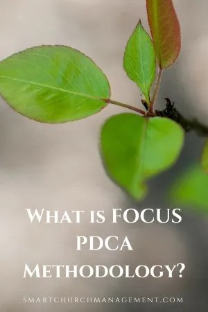 What Is A Focus Pdca Cycle