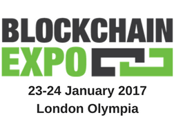 Blackchain Expo London 2017 Smart Cities