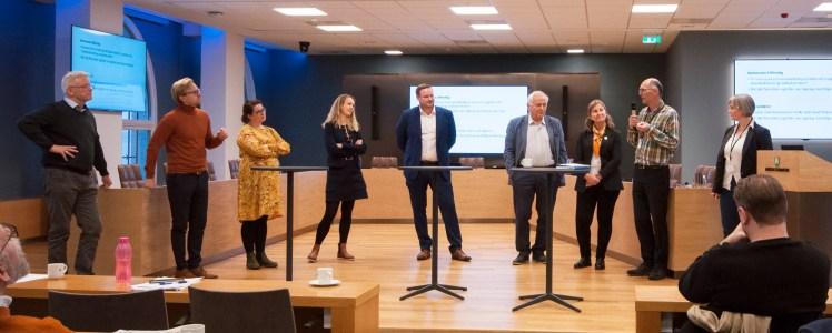 Møte om fremtidens bildeleordninger i Rådhuset_nov 2019