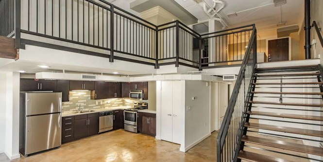 The Coolest Lofts In Dallas
