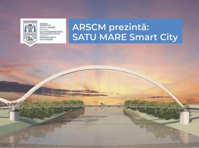 Satu Mare Smart City a fost lansat de ARSC