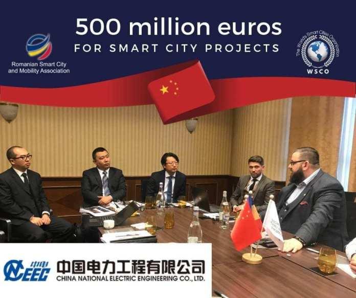 Industria Smart City a primit finanțare de 500 milioane de euro