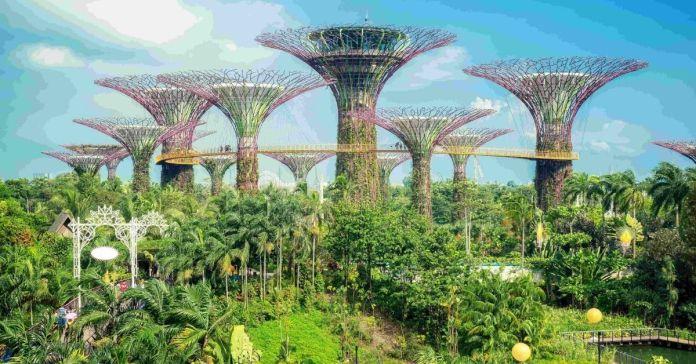 Arhitectură urbană verde
