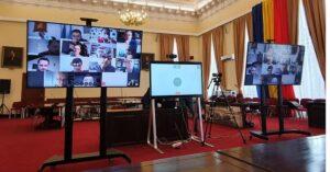 Ședință online a Consiliului Local Iași