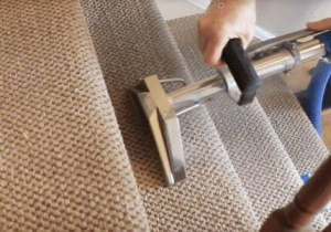 Stairs and landing carpet cleaning for Smart Cleaning Ireland