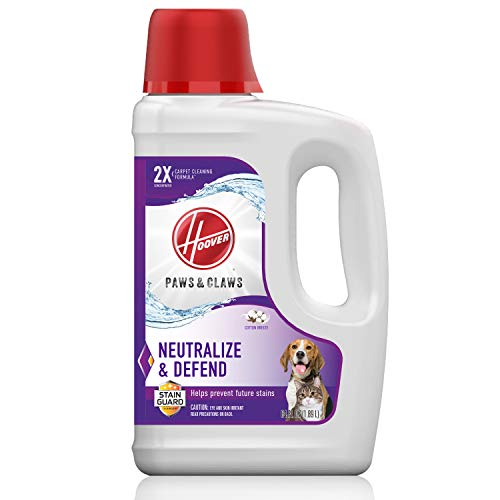 Steam Cleaner Solution for Pet Urine