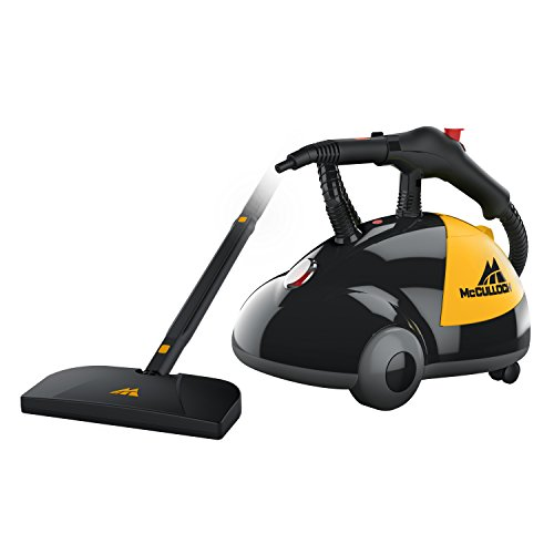 Mcculloch Heavy-Duty Portable Steam Cleaner