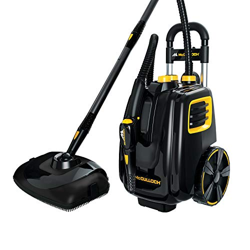 Mcculloch Mc1275 Canister Steam Cleaner