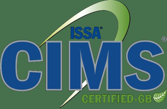 ISSA CIMS Certified-GB logo