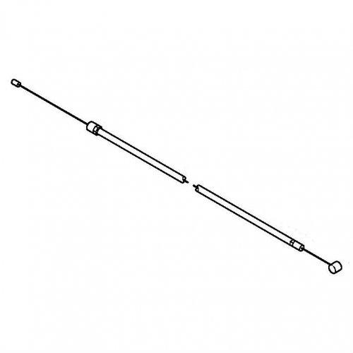 Трос управления дроссельной заслонкой STIHL (41401801105)
