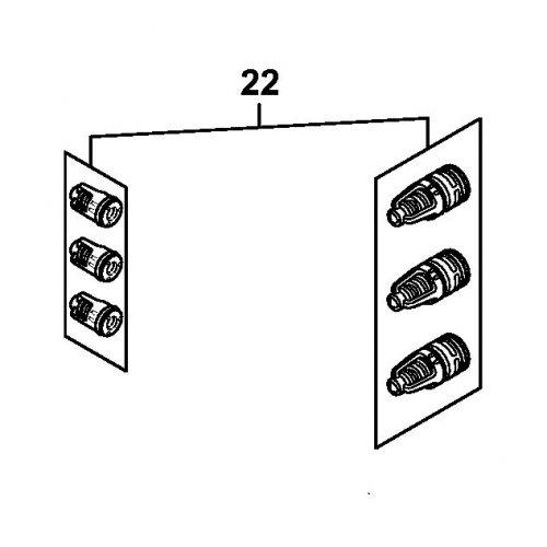 Клапан STIHL (49507006200)