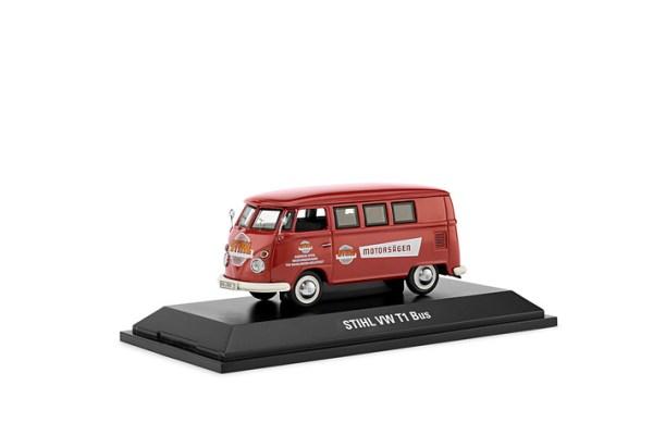 Коллекционная модель автобус STIHL VW T1 1:43 (4649350100)