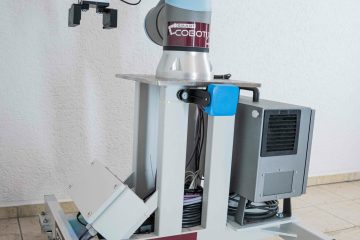 mobiler Robotersockel von Smart Cobotix