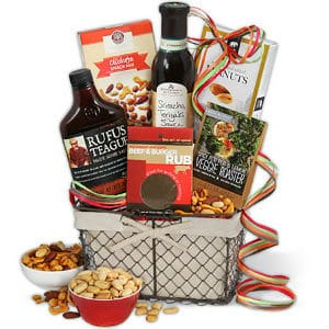 Barbecue Boss Grilling BBQ Gift Basket