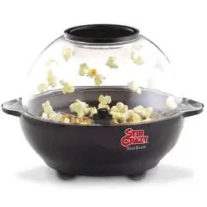 West Bend Stir Crazy 6-Quart Electric Popcorn Popper