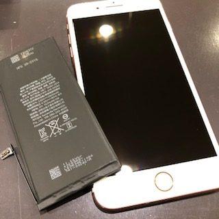 iPhone6plusのバッテリー交換ならスマートクールで!データそのまま・即日修理可能!【筑紫野市iPhone修理専門店】◎