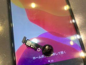 姉妹店修理速報 iPhoneSE2 ホームボタン修理
