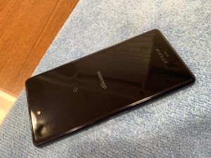Xperia エクスペリア ガラス コーティング 液晶 背面 カメラレンズ