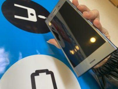 Androidガラスコーティング