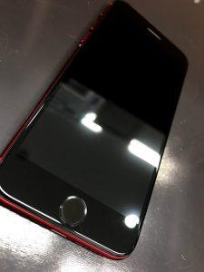 ガラスコーテイングをしたiPhone8