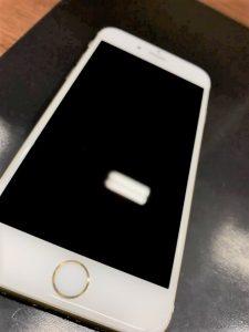 ガラスコーティングをしたiPhone6S