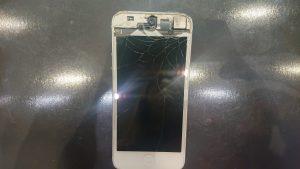 iPhone5 画面修理