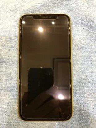 iPhoneのガラスコーティング