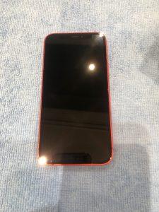 iPhone12miniガラスコーティング