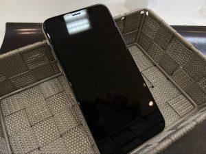 ガラスコーティング済みのiPhoneX、アイホン10