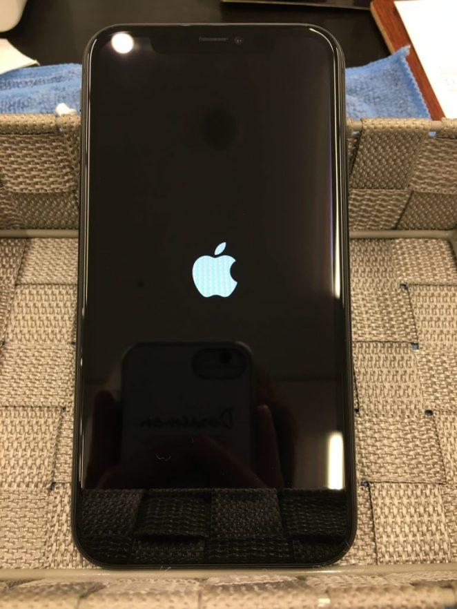 iphone11,ガラスコーティング