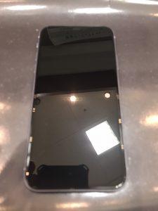iphone11のガラスコーティング加工