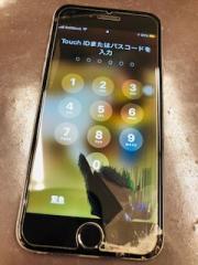 液晶漏れアイフォン6S