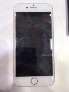 iphone7の初期化対応